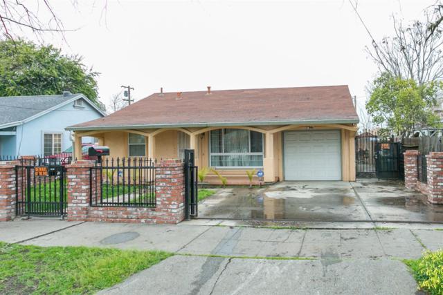 339 E Pine Street, Stockton, CA 95204 (MLS #18015508) :: Dominic Brandon and Team