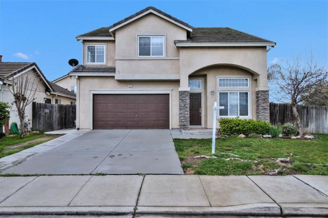 1427 Promenade Circle, Tracy, CA 95376 (MLS #18015548) :: Dominic Brandon and Team