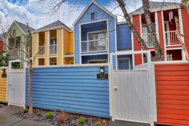 1523 P Street #32, Sacramento, CA 95814 (MLS #18015838) :: Heidi Phong Real Estate Team