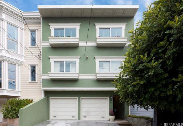 144 Lower Terrace, San Francisco, CA 94114 (MLS #18016062) :: Dominic Brandon and Team