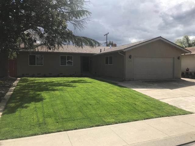 740 San Miguel Avenue, Stockton, CA 95210 (MLS #18016081) :: Dominic Brandon and Team