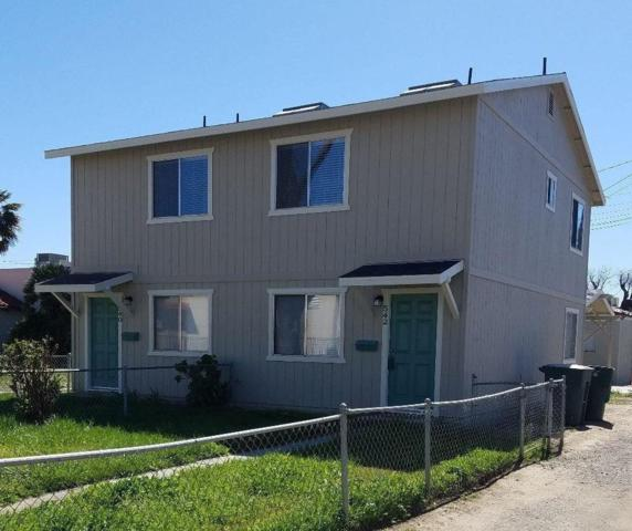 540 North Avenue, Gustine, CA 95322 (MLS #18016181) :: NewVision Realty Group