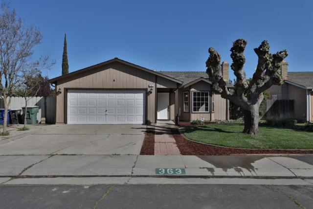 363 Aries Place, Lathrop, CA 95330 (MLS #18016502) :: REMAX Executive
