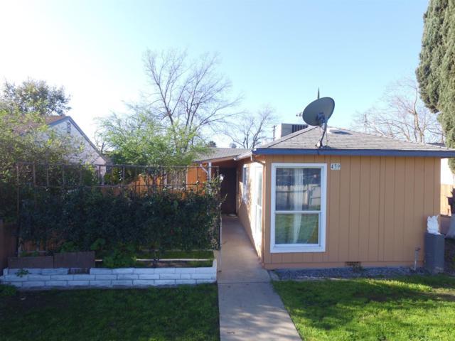 439 Pine Street, Modesto, CA 95351 (MLS #18016948) :: Keller Williams - Rachel Adams Group