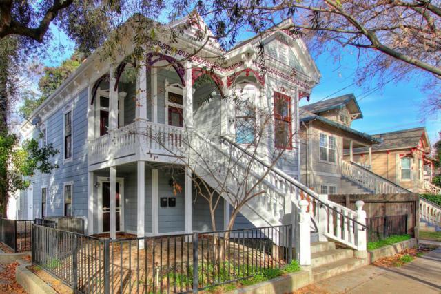 1930 4th Street, Sacramento, CA 95811 (MLS #18016968) :: Keller Williams - Rachel Adams Group