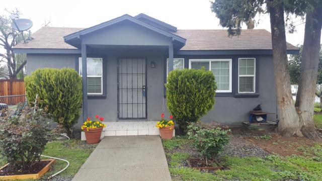 1101 Garden Avenue, Modesto, CA 95351 (MLS #18017441) :: Keller Williams - Rachel Adams Group