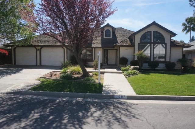 1697 W Locust Avenue, Fresno, CA 93711 (MLS #18017538) :: Keller Williams - Rachel Adams Group