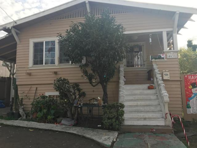 4631 Congress Avenue, Oakland, CA 94601 (MLS #18018563) :: Heidi Phong Real Estate Team