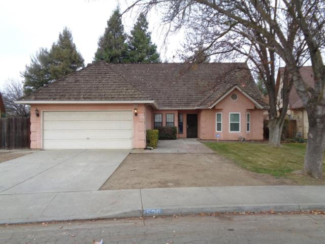 526 Sunflower Drive, Patterson, CA 95363 (MLS #18020145) :: Keller Williams - Rachel Adams Group