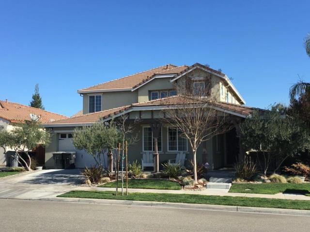 549 Fresian Drive, Oakdale, CA 95361 (MLS #18021179) :: Dominic Brandon and Team