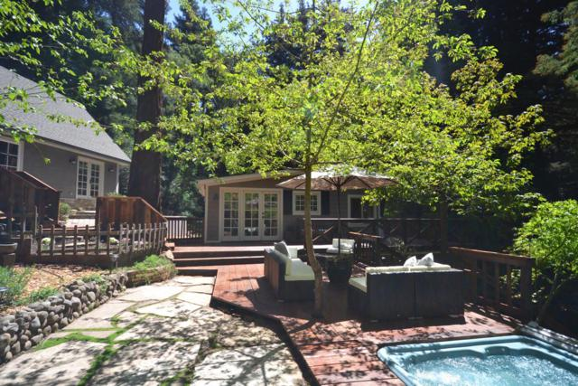 105 Fern Drive, Boulder Creek, CA 95006 (MLS #18023865) :: The Merlino Home Team