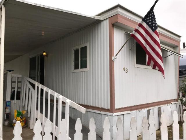 6132 Main Ave. #43, Orangevale, CA 95662 (MLS #18023867) :: The Yost & Noble Real Estate Team
