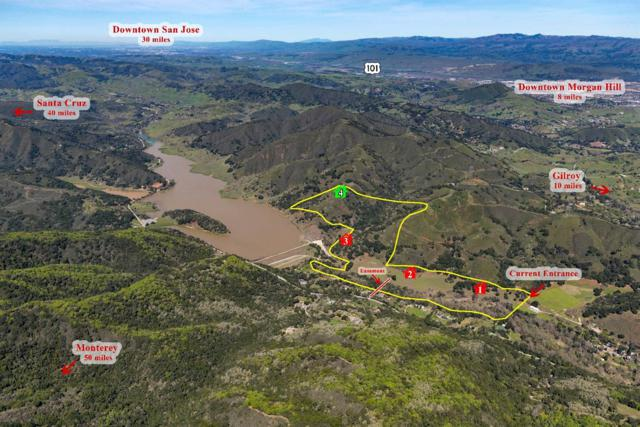 0 Uvas Rd., Morgan Hill, CA 95037 (MLS #18024255) :: The MacDonald Group at PMZ Real Estate
