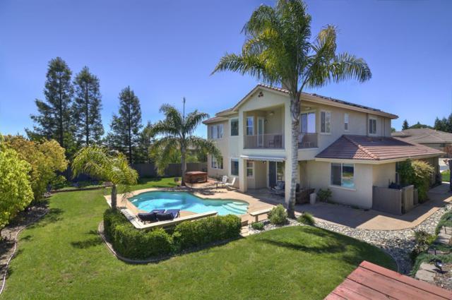 1608 Oak Hill Way, Roseville, CA 95661 (MLS #18024531) :: Gabriel Witkin Real Estate Group