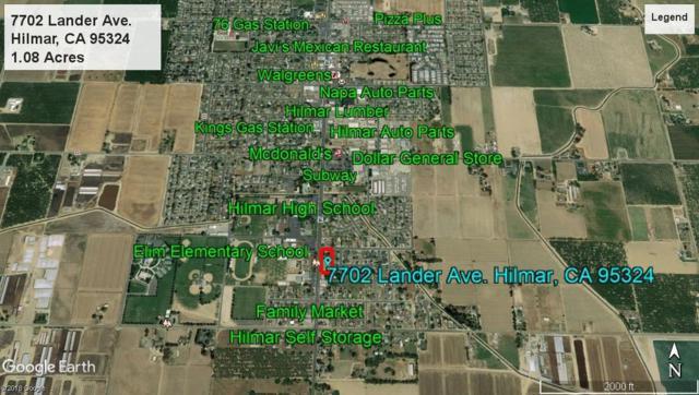 7702 Lander Avenue, Hilmar, CA 95324 (MLS #18025262) :: Heidi Phong Real Estate Team