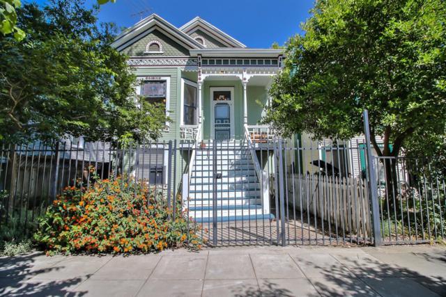 405 11th Street, Sacramento, CA 95814 (MLS #18025460) :: Heidi Phong Real Estate Team