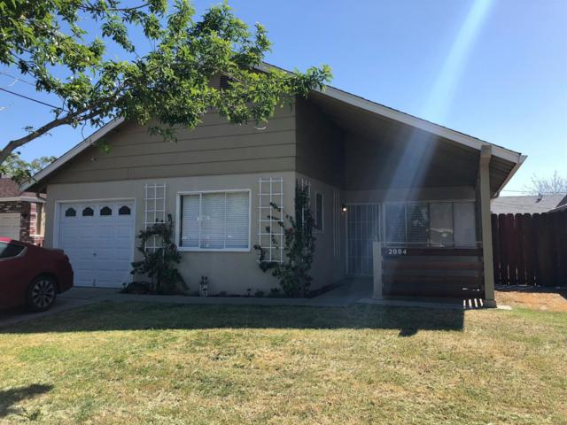 2004 East Street, Tracy, CA 95376 (MLS #18025608) :: The Del Real Group