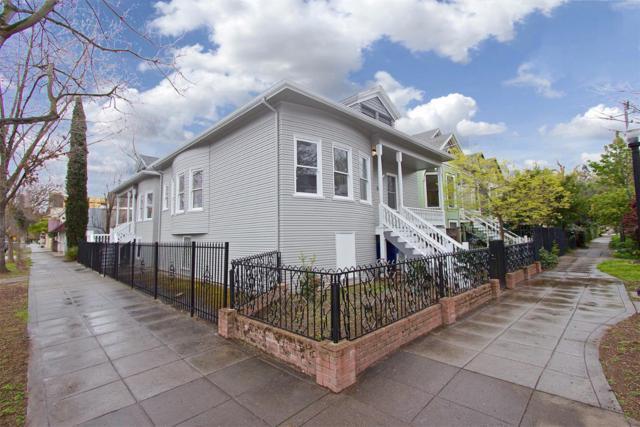 401 11th Street, Sacramento, CA 95814 (MLS #18026400) :: Heidi Phong Real Estate Team