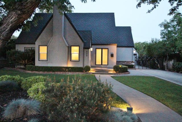 808 Magnolia Avenue, Modesto, CA 95354 (MLS #18026556) :: Team Ostrode Properties