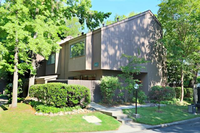 661 Woodside Sierra Lane #1, Sacramento, CA 95825 (MLS #18027102) :: Keller Williams - Rachel Adams Group