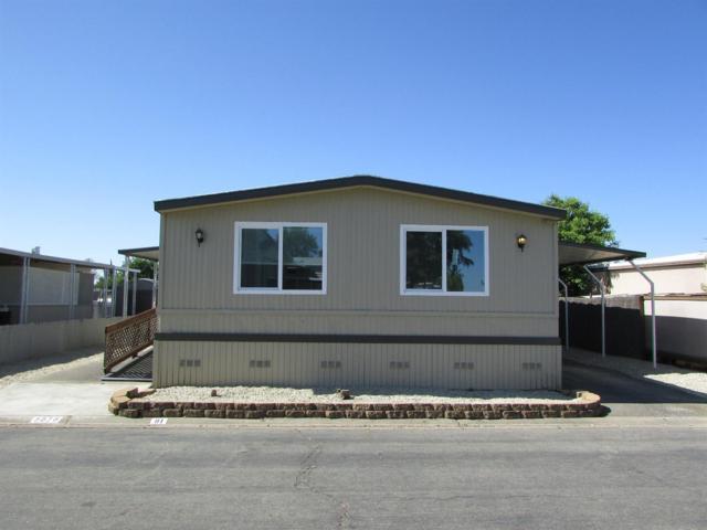 5878 Eureka Lane #91, Sacramento, CA 95842 (MLS #18028700) :: Keller Williams - Rachel Adams Group