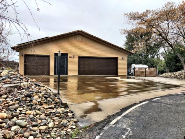 880 Carson Drive, Valley Springs, CA 95252 (MLS #18029180) :: The Merlino Home Team