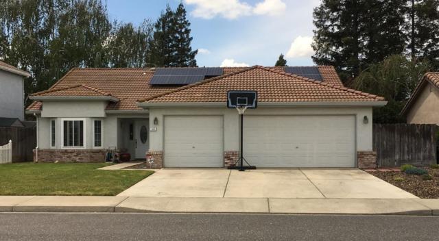 160 Reed Road, Oakdale, CA 95361 (MLS #18031953) :: Heidi Phong Real Estate Team