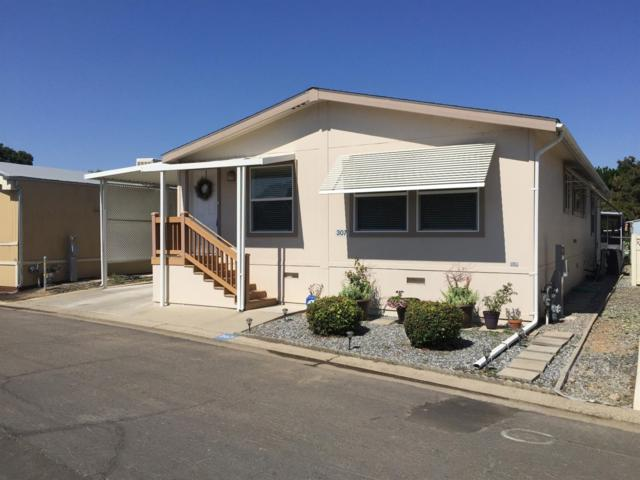 900 Old Stockton Road #307, Oakdale, CA 95361 (MLS #18032489) :: The Del Real Group