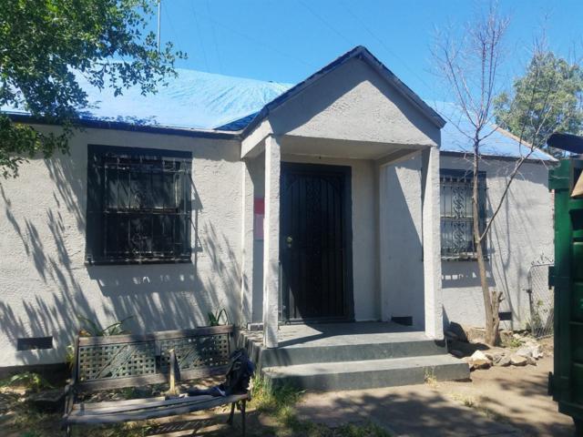 3211 N E Street, Stockton, CA 95205 (MLS #18032559) :: The Merlino Home Team