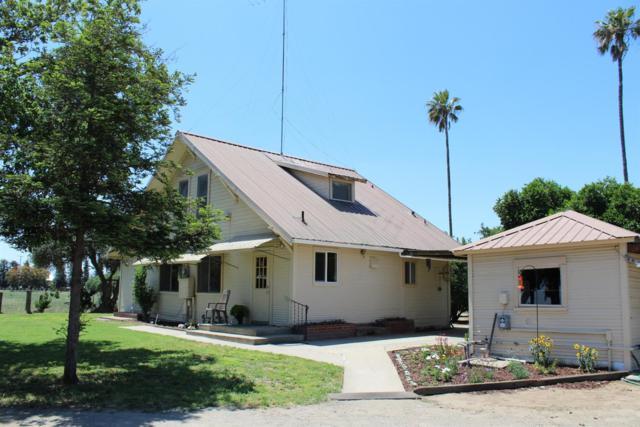 5373 Clinton Road, Hughson, CA 95326 (MLS #18032744) :: The Merlino Home Team