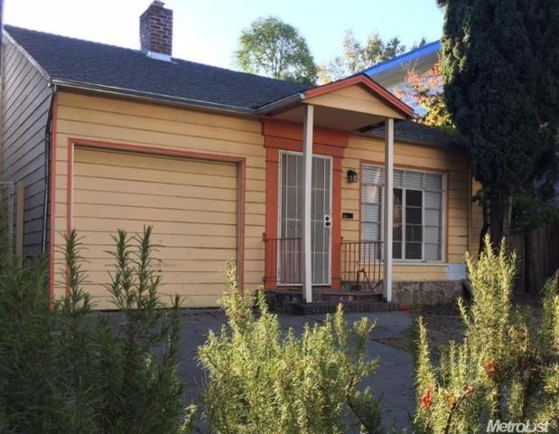 1511 22nd Street, Sacramento, CA 95816 (MLS #18033360) :: NewVision Realty Group
