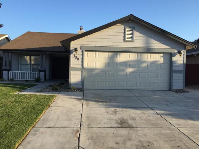 190 Castlewood Avenue, Lathrop, CA 95330 (MLS #18033597) :: The Merlino Home Team