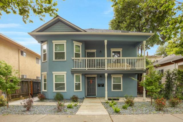 1220 T Street, Sacramento, CA 95811 (MLS #18035781) :: Team Ostrode Properties