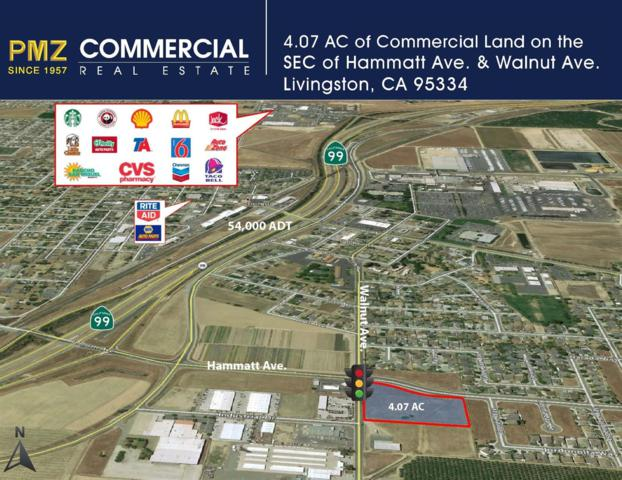 0 Hammatt Ave, Livingston, CA 95334 (MLS #18036107) :: NewVision Realty Group