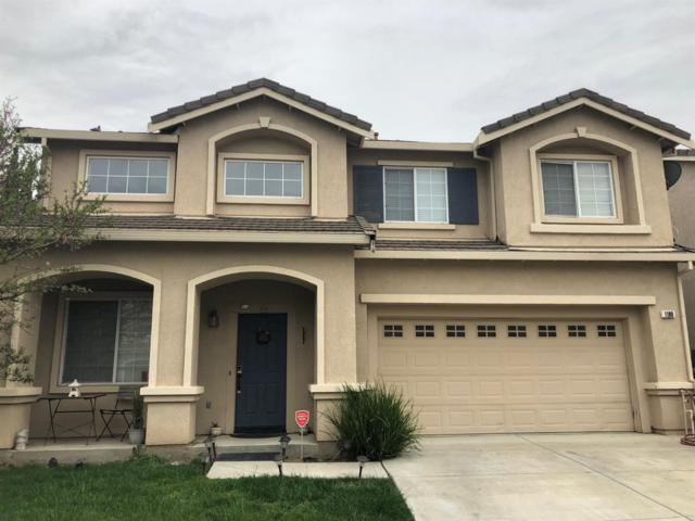 1180 King Loop, Tracy, CA 95377 (MLS #18037436) :: Team Ostrode Properties