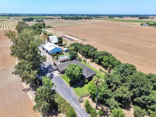 11800 Simmerhorn Road, Galt, CA 95632 (MLS #18038248) :: Team Ostrode Properties