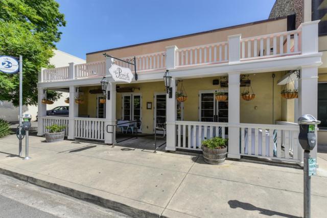 1815 K Street, Sacramento, CA 95811 (MLS #18038499) :: Team Ostrode Properties