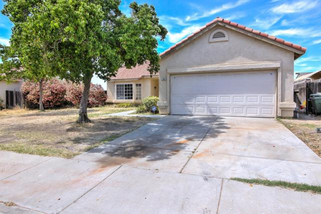 1096 Laurelwood Drive, Los Banos, CA 93635 (MLS #18039091) :: Team Ostrode Properties