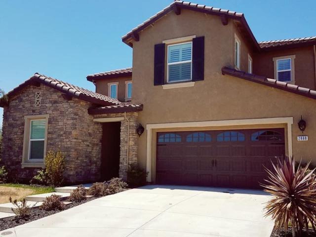 2888 Westport Circle, Oakdale, CA 95361 (MLS #18039291) :: Team Ostrode Properties