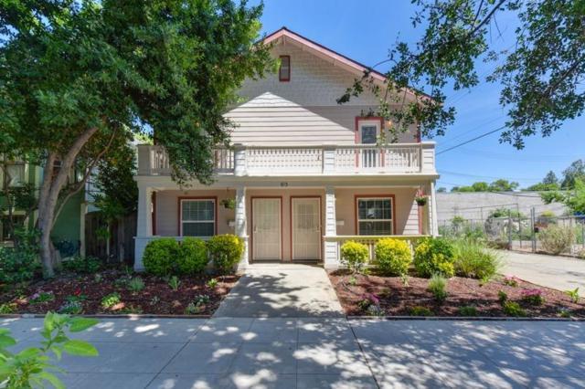613 19th Street, Sacramento, CA 95811 (MLS #18039513) :: Team Ostrode Properties