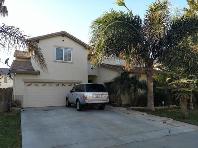 445 Squash Creek Lane, Patterson, CA 95363 (MLS #18039670) :: The Del Real Group