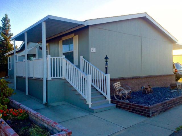5130 County Road 99W #41, Dunnigan, CA 95937 (MLS #18040191) :: Keller Williams - Rachel Adams Group