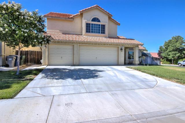 530 Winemaker, Los Banos, CA 93635 (MLS #18040240) :: Team Ostrode Properties