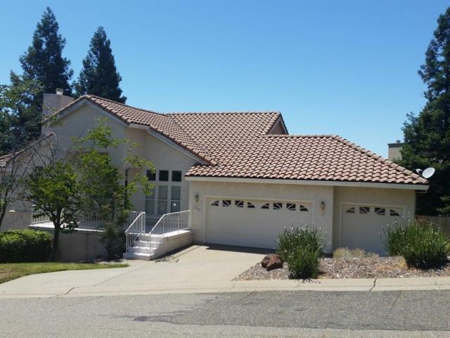 1305 Montridge Court, El Dorado Hills, CA 95762 (MLS #18040656) :: Team Ostrode Properties