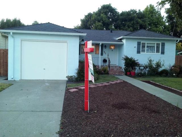 457 Olive St, San Leandro, CA 94578 (MLS #18040714) :: Dominic Brandon and Team