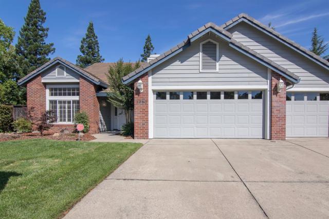 2760 Courtside Drive, Roseville, CA 95661 (MLS #18041341) :: Keller Williams Realty