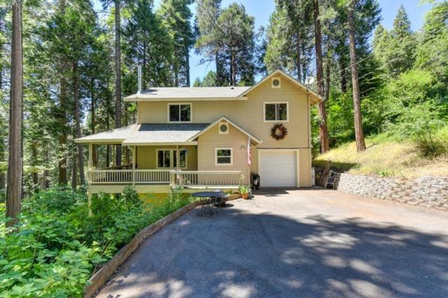 3706 Gold Ridge Trail, Pollock Pines, CA 95726 (MLS #18041350) :: Keller Williams - Rachel Adams Group