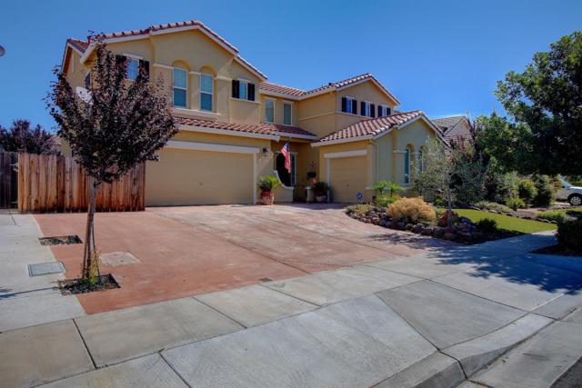 1241 Sweet Pea Drive, Patterson, CA 95363 (MLS #18041942) :: The Del Real Group