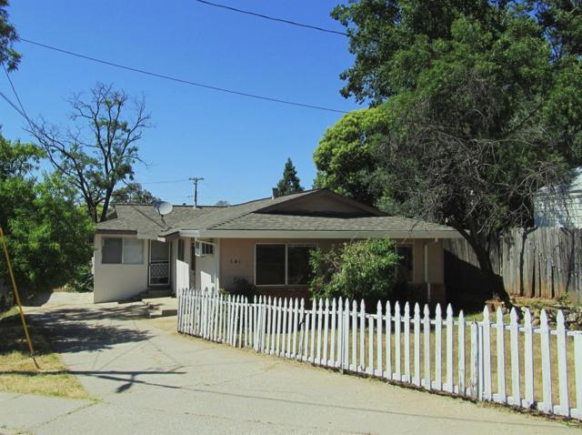 141 Huntley Avenue, Auburn, CA 95603 (MLS #18041969) :: NewVision Realty Group