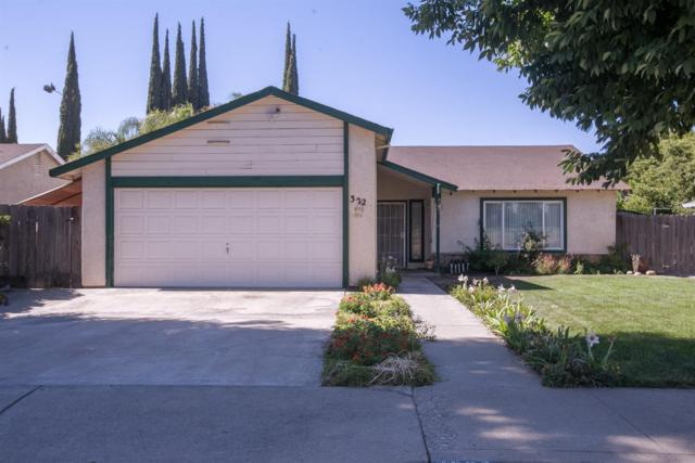 3220 Dry Creek Drive, Modesto, CA 95354 (MLS #18045829) :: The Del Real Group